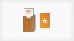 Cape Cuisine Business Card Design