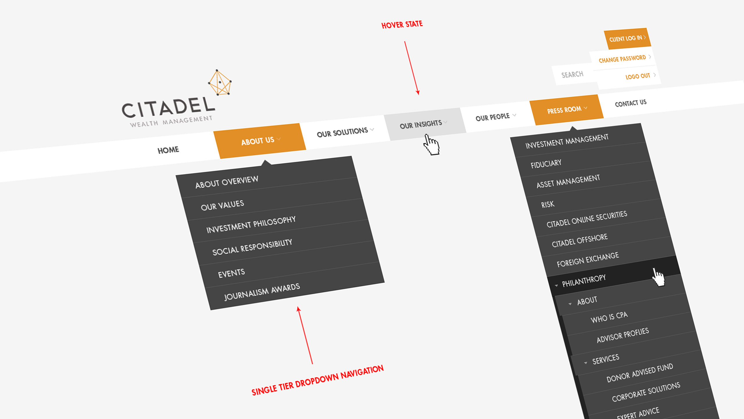 Responsive UI Style Guide