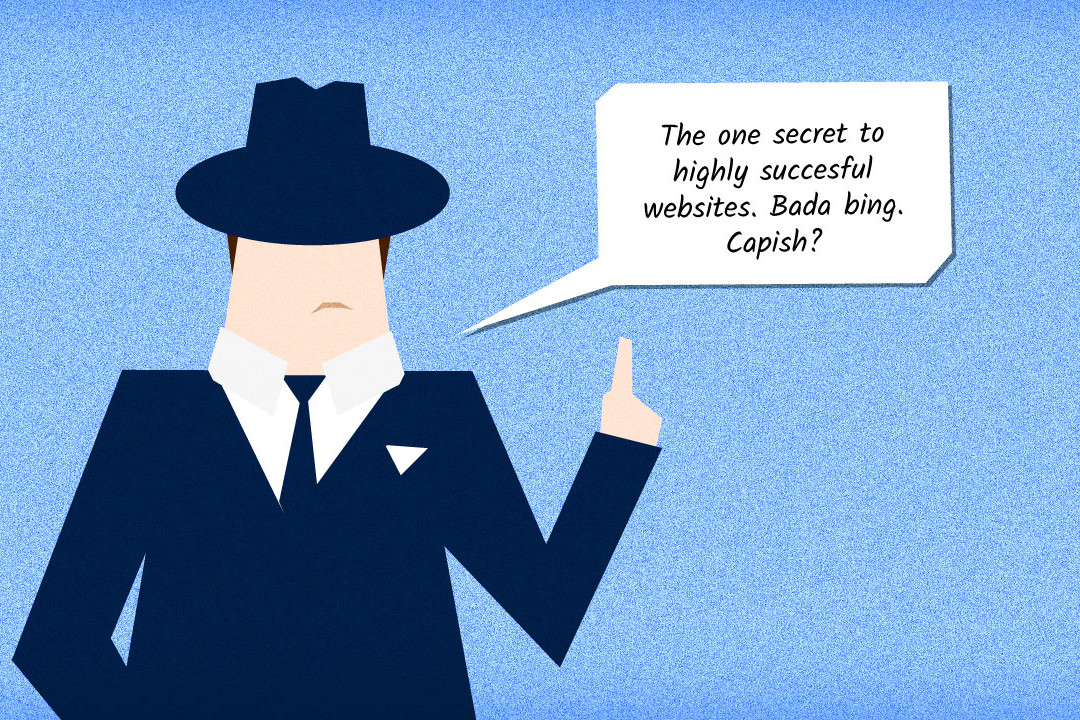 The One Secret To Highly Successful Websites